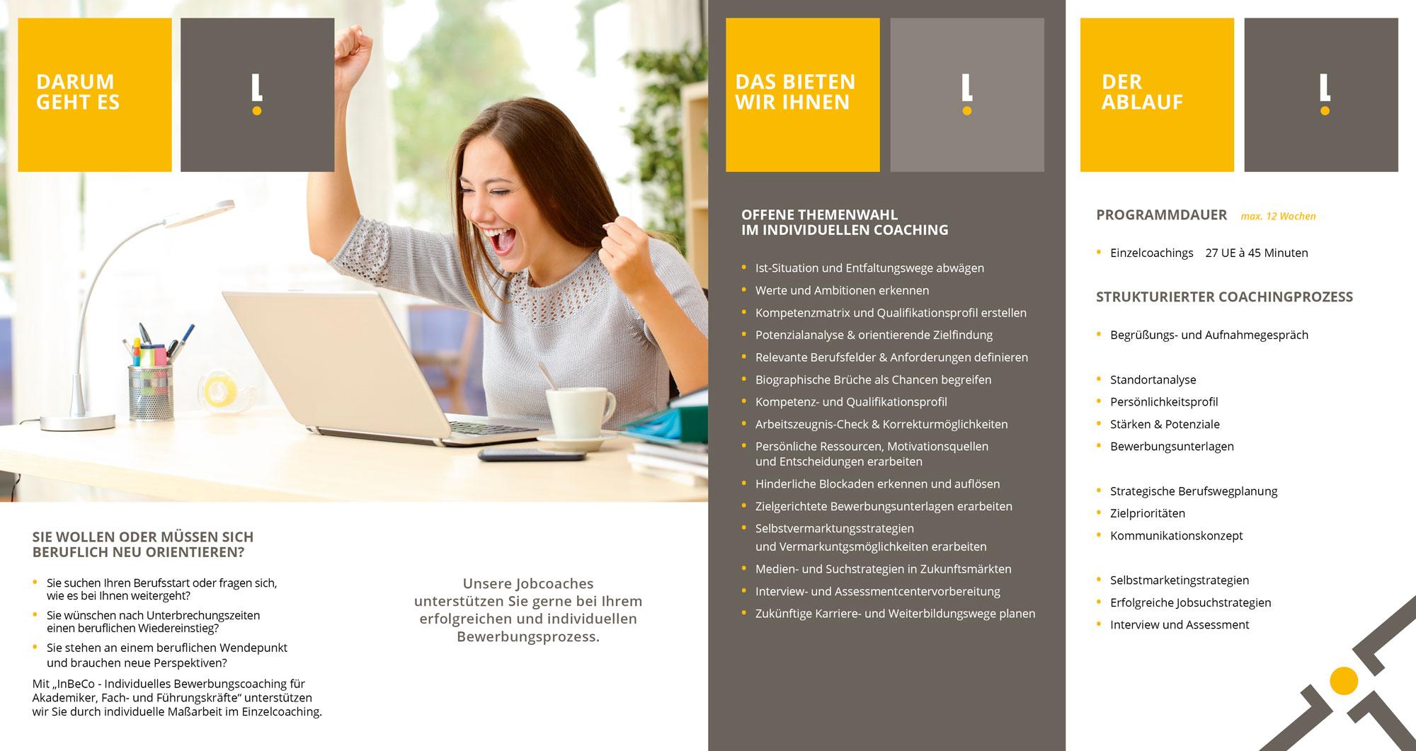 InBeCo - Coaching für Akademiker, Fach- und Führungskräfte