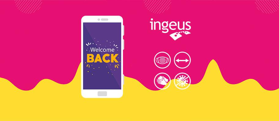 ingeus - welcome back